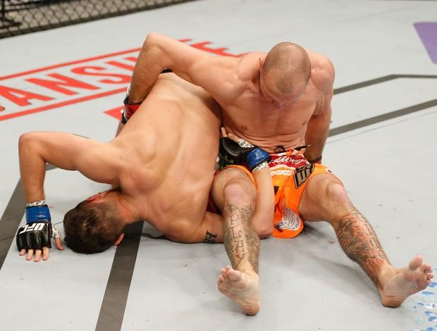 Donald Cerrone x Myles Jury - UFC 182 (Foto: GettyImages)