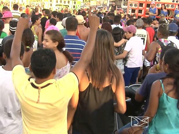 Arrastão Ponta da Linha está completando em Santa Inês 22 anos  (Foto: Reprodução/TV Mirante)