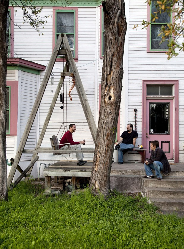 Pink Palace (Foto: Ryann Ford / The New York Times)