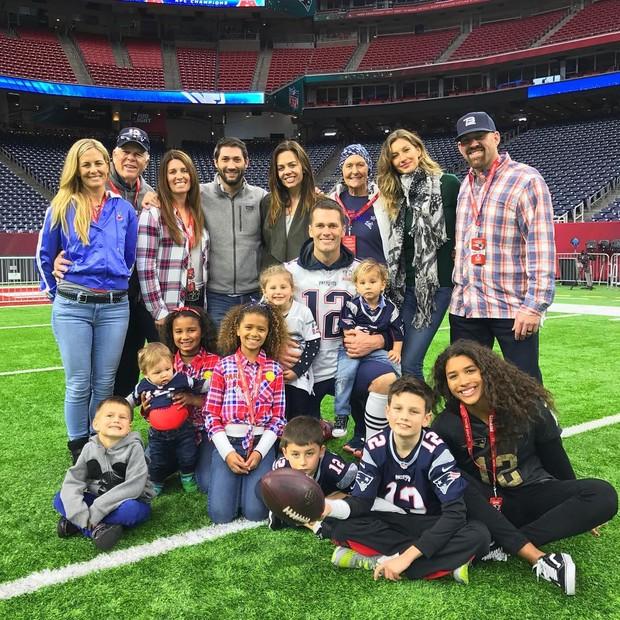 Tom Brady (Foto: Reprodução / Instagram)