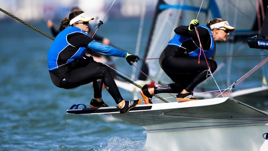 Foto: (Pedro Martinez/Sailing Energy/World Sailing)