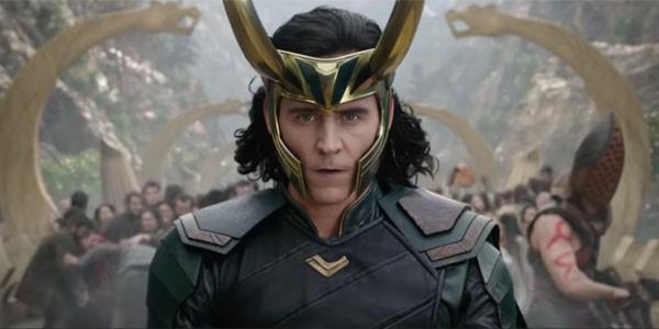 Loki em Thor: Ragnarok (Foto: reprodução)