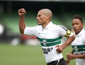 Alex Coritiba Cianorte (Foto: Divulgação / Site oficial do Coritiba)