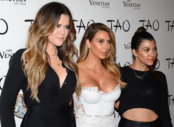 As Kardashian vão virar desenho animado (Foto: Getty Images)