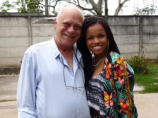 Tonico Pereira interpretará empresário da música que se interessará pelo talento de Sol (Foto: Malhação / TV Globo)