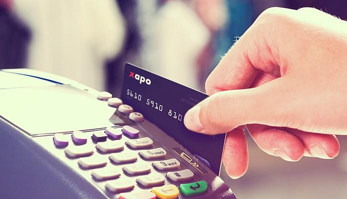 O cartão pode ser usado em estabelecimentos que trabalham com a bandeira MasterCard (Foto: Divulgação/Xapo)