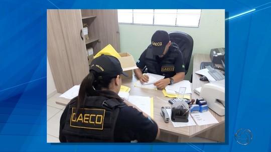 Gaeco faz operação contra servidores fantasmas na Câmara de Iguatemi, MS
