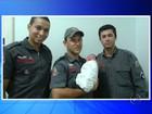 Bombeiros fazem parto de emergência em Catanduva