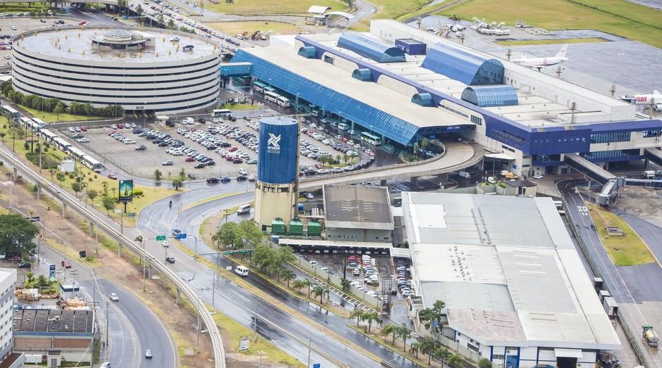 Aeroporto de Porto Alegre foi um dos concedidos à iniciativa privada (Foto: Divulgação)