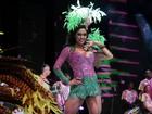 Gracyanne Barbosa e mais famosas gravam clipe de carnaval
