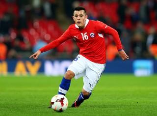 Carlos Muñoz seleção Chile (Foto: Getty Images)
