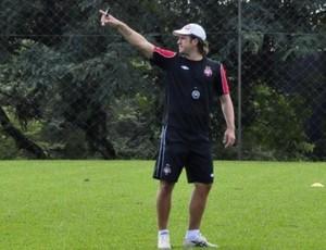 Marcão Auxiliar-técnico Atlético-PR (Foto: Site oficial do Atlético-PR/Divulgação)