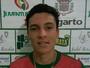 Reforço ofensivo: Lagarto confirma chegada do atacante Jean Gustavo