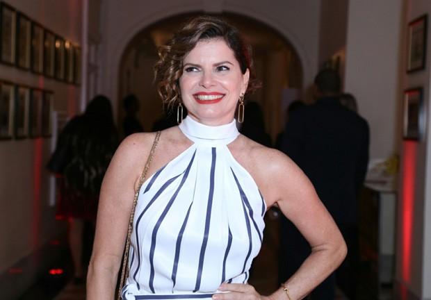 Débora Bloch (Foto: Anderson Borde/AgNews)