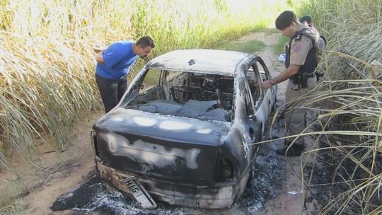 Corpos achados dentro de carro em Passos são de primos de Araxá
