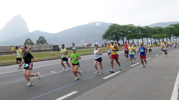 Corrida Panamericana 10K Rio - 2011 (Foto: Sérgio Shibuya/MBraga Comunicação)