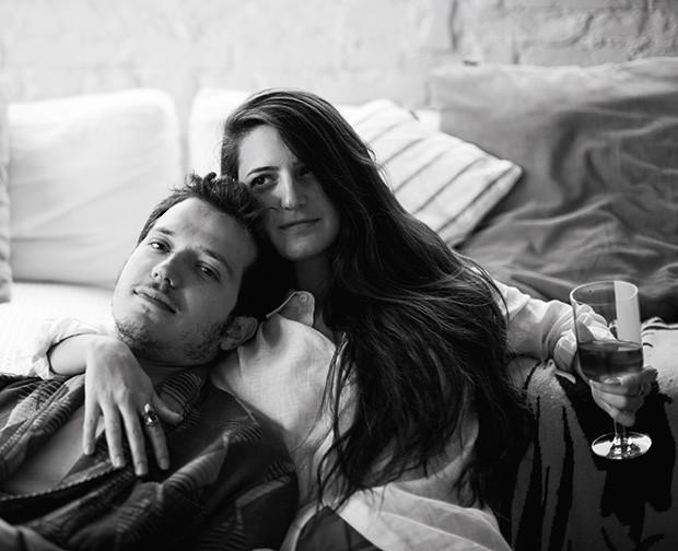 Rafael Varandas e Rachel Mancini (Foto: Autumn Sonnichsen)