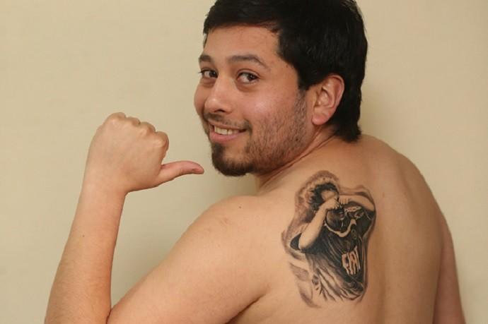 Valdivia tatuagem