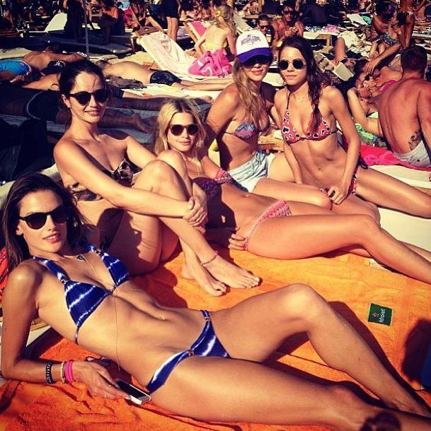 Alessandra Ambrosio  (Foto: Instagram/Reprodução)