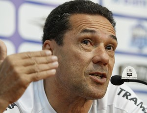 Vanderlei Luxemburgo faz mistério sobre o time do Grêmio (Foto: Wesley Santos/Agência PressDigital)
