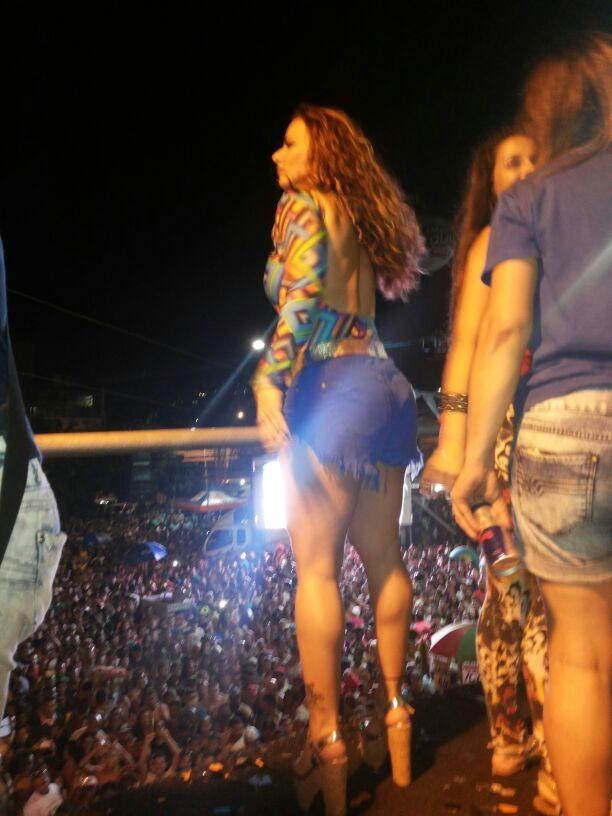 Viviane Araújo (Foto: Divulgação/ABC PHOTOS)