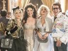 Alexandre Borges e Ellen Roche viram Elvis e Marilyn em 'Haja Coração'
