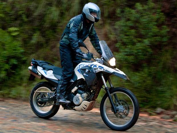 BMW G 650 GS Sertão (Foto: Divulgação)