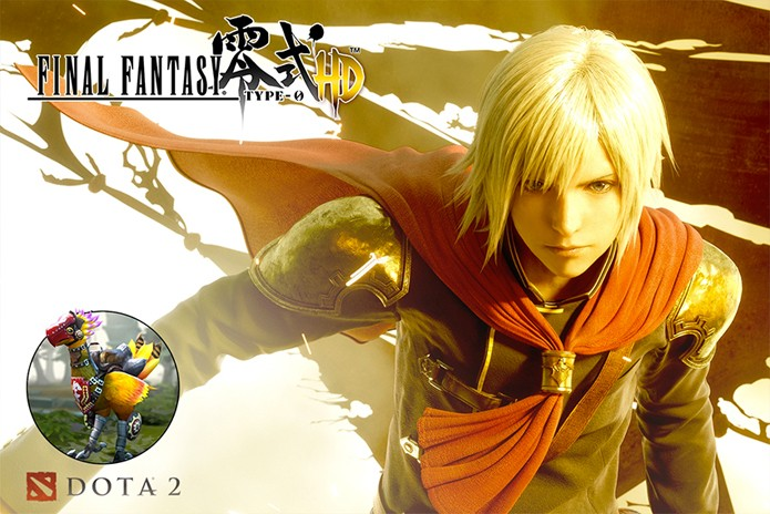 Dota 2 terá Chocobo especial de Final Fantasy (Foto: Divulgação)