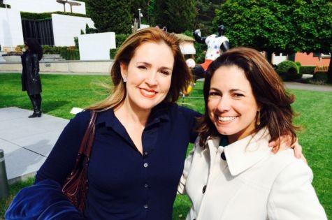 Renata Capucci e Renata Araújo (Foto: Divulgação)