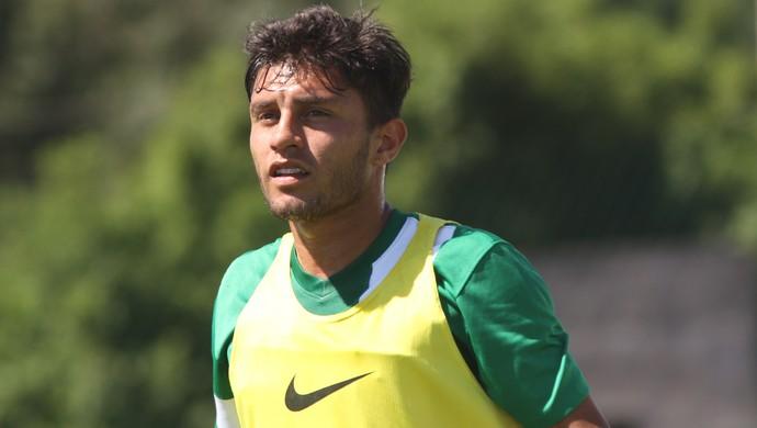 Thiago Primão Coritiba treino (Foto: Divulgação / Site oficial do Coritiba)