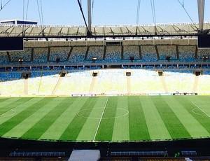 Maracanã Flamengo x Corinthians (Foto: Sofia Miranda)