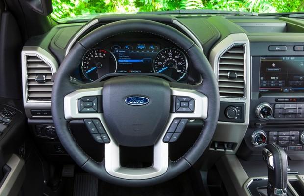 Ford F-150 (Foto: Divulgação)