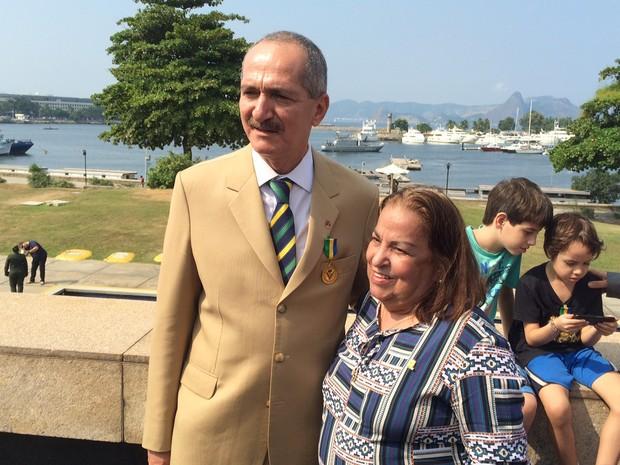 Aldo Rebelo evitou comentar impechment, mas reforçou apoio a Dilma (Foto: Nicolás Satriano/G1)