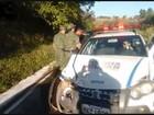 Polícia prende suspeitos de fazer família refém e roubar cofre em MG