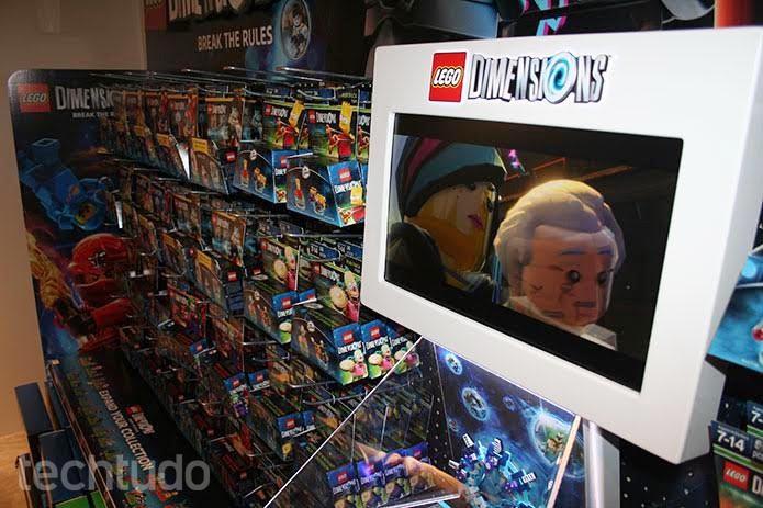 Lego (Foto: Felipe Vinha/TechTudo)