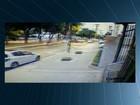 Vídeo mostra acidente que matou motociclista em Goiânia; assista