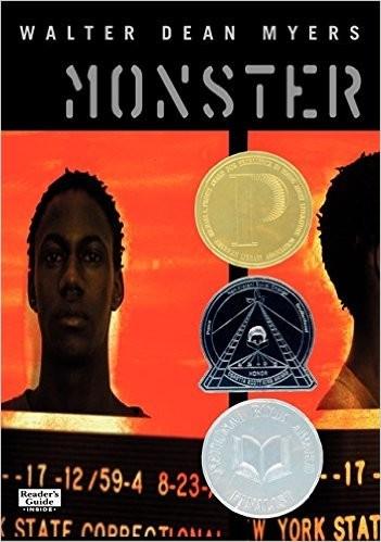 Capa do livro Monster (Foto: Divulgação)