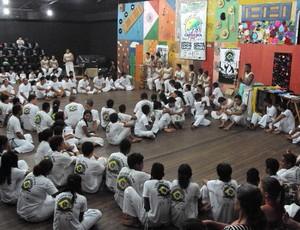 Capoeira Acre (Foto: Divulgação/Grupo Cordão de Ouro)