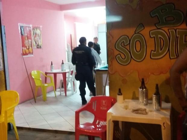 Bar é interditado em Vila Velha (Foto: Divulgação/ Prefeitura de Vila Velha)