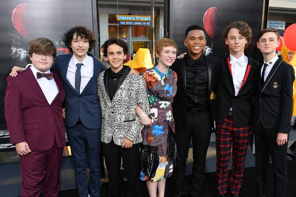 Elenco juvenil de It- A Coisa (Foto: Getty Images)