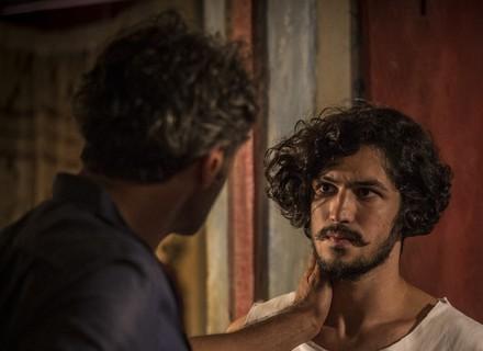 Miguel aposta no amor de Tereza e Santo