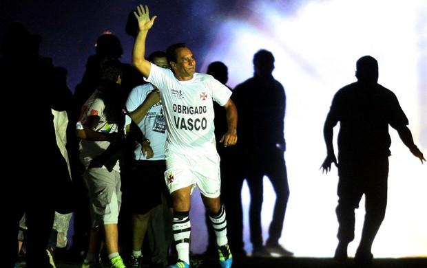 Edmundo vasco x barcelona  (Foto: Marcos de Paula/Agência Estado)
