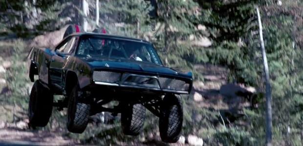 Dodge Charger R/T Off-Road (Foto: Reprodução)