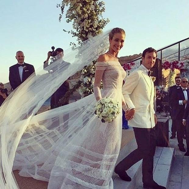 Ana Beatriz Barros e Karim El Chiaty (Foto: Instagram / Reprodução)