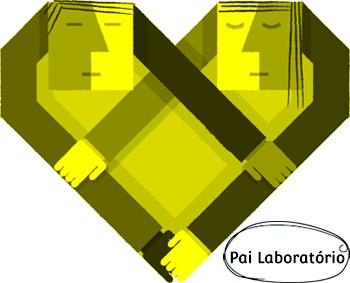 Pai Laboratório (Foto: Ilustração: Tiago Gouvea)