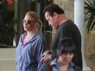 Suposta nova namorada de Arnold Schwarzenegger é fisioterapeuta