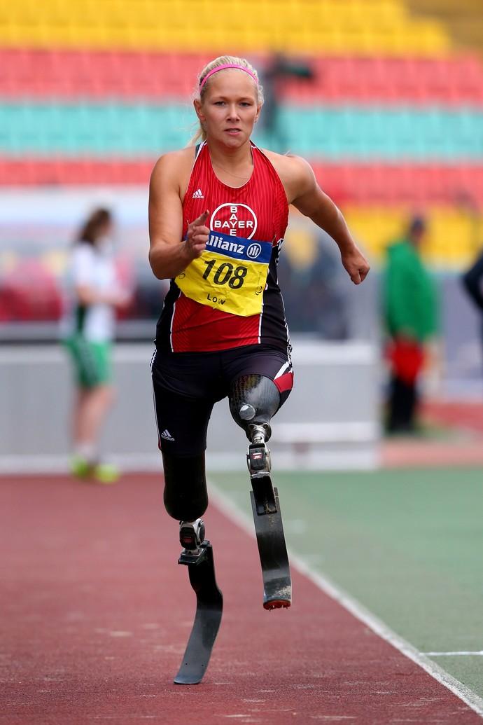 Vanessa Low mundial paralímpico atletismo (Foto: Getty Images)