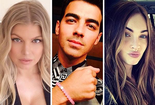 Fergie, Joe Jonas e Megan Fox são alguns dos famosos que revelaram com que idade perderam a virgindade (Foto: Reprodução)
