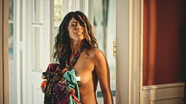 Carol Castro (Foto: Reprodução/ Globo)