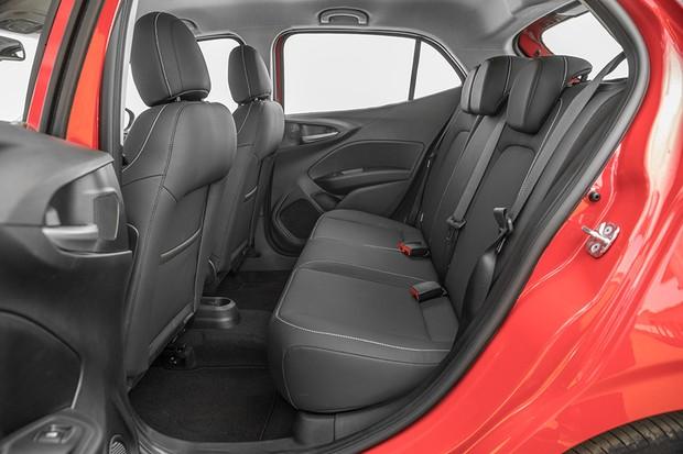 Interior do Fiat Argo 1.8 Precision (Foto: Marcos Camargo/Autoesporte)